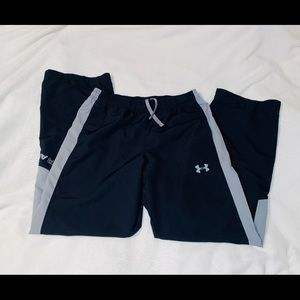Under Armour Wind Pants sz Youth XL